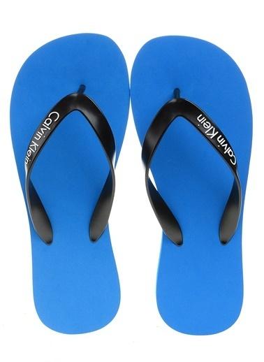 Calvin Klein Plaj Terliği Mavi
